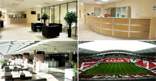 Что изменилось на стадионах российских клубов за 2013 год?